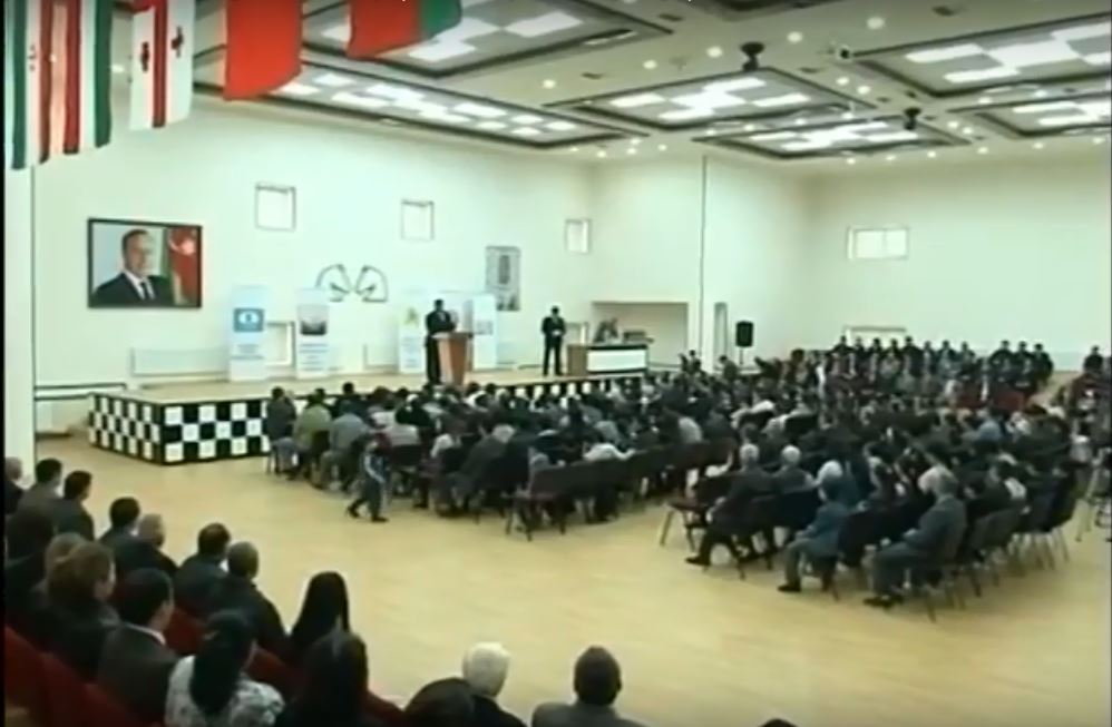 Nakhchivan Open 2011. Closing Ceremony