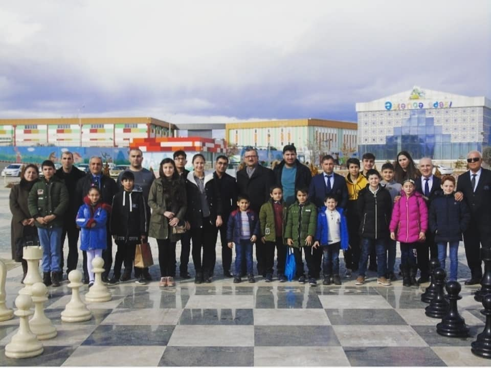 A meeting of NAR Chess players who qualified for the Azerbaijan Championship was held